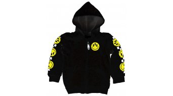 Loose Riders Stocked! Pullover Kinder black/yellow