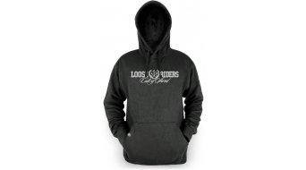 Loose Riders LRCS 连帽套头衫 男士 型号 black