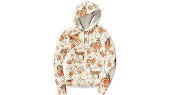 Loose Riders Forest Animals 连帽套头衫 女士 型号 橙色/grey