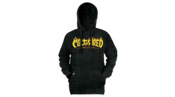 Loose Riders Cult of Shred Sweat shirt black/yellow