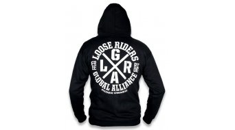 Loose Riders Alliance Sweatshirt Gr. S black/white