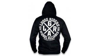 Loose Riders Alliance Sweatshirt Gr. S black/white