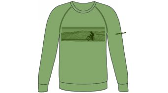 Pearl Izumi Crew Sweat shirt long men landscape bike