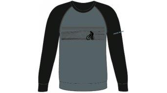 Pearl Izumi Crew Sweatshirt lang Herren landscape bike