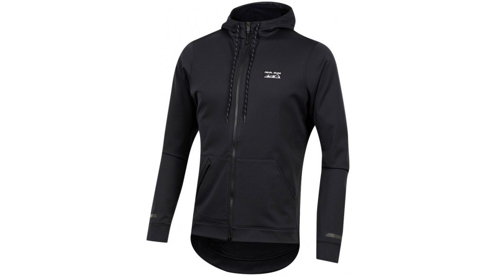 Pearl Izumi Versa Softshell kapucni-pulóver férfi Méret S black 9b4750b643