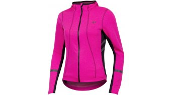 Pearl Izumi Elite Escape Thermal Kapuzen-Sweat shirt dames screaming pink/black