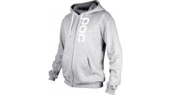 POC Zip Hood Hoody da uomo- felpa zip con cappuccio . palladium grey