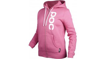 POC Hood Zip WO Hoody Señoras-chaqueta sudadera con capucha xenon pink