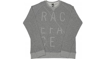 Race Face Slash Crew Neck pulóver férfi grey