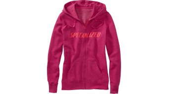 Specialized Podium Zip Hoodie Damen red Mod. 2018