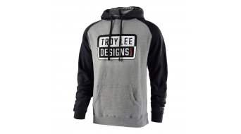 Troy Lee design Keep Steppin sweat à capuche hommes-sweat à capuche Hoodie taille heather charcoal/gunmetal Mod. 2017