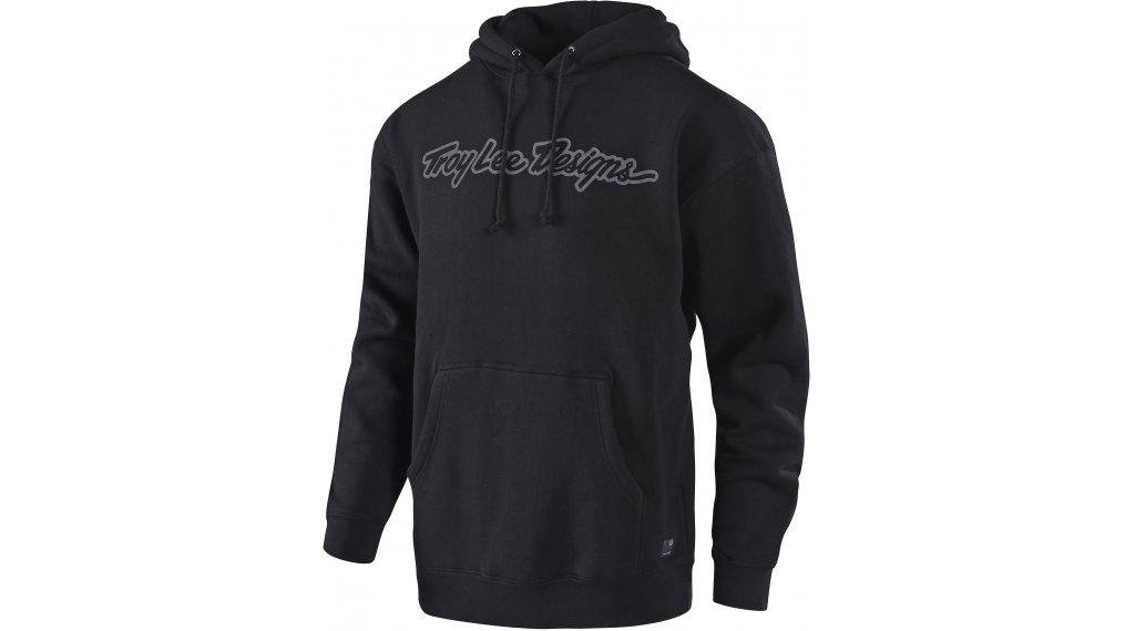 Troy Lee Designs Signature Kapuzenpullover Herren Gr. M (MD) black/gray