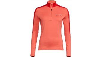 VAUDE Livigno Half Zip II Pullover Damen Gr. 40 pink canary