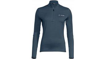 VAUDE Livigno Half Zip II Pullover Damen Gr. 34 steelblue