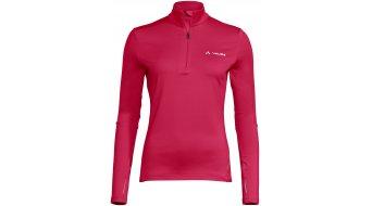 VAUDE Livigno Half Zip II Pullover Damen Gr. 36 cranberry