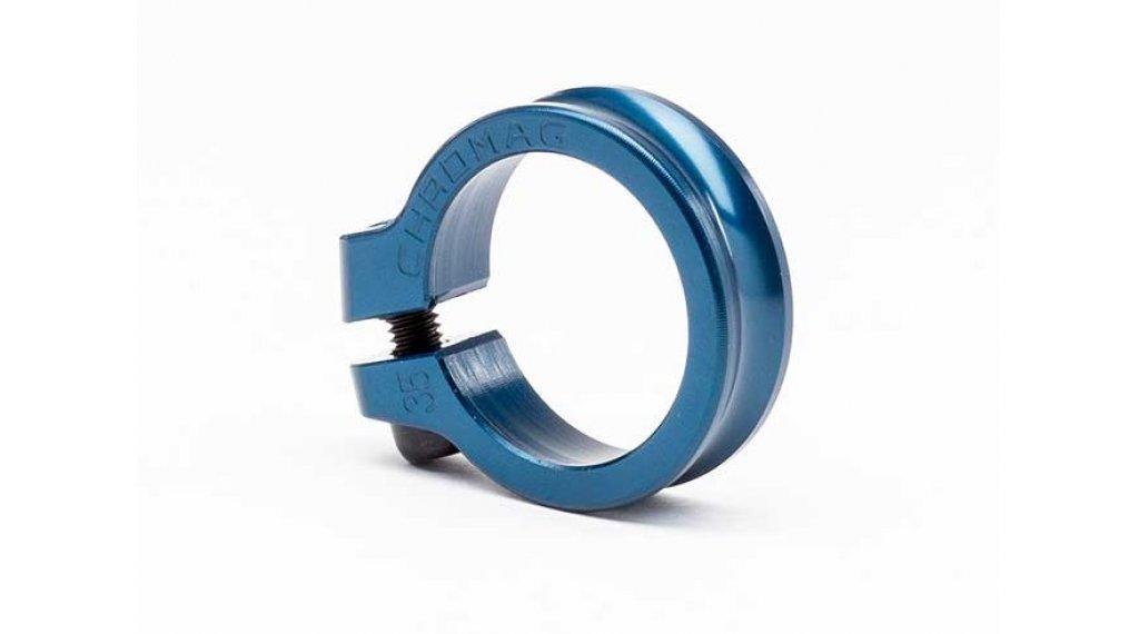 Chromag NQR Sattelklemme Gr. 30mm blue