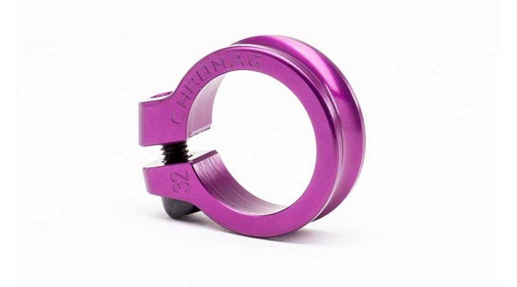 Chromag NQR Sattelklemme Gr. 30mm purple