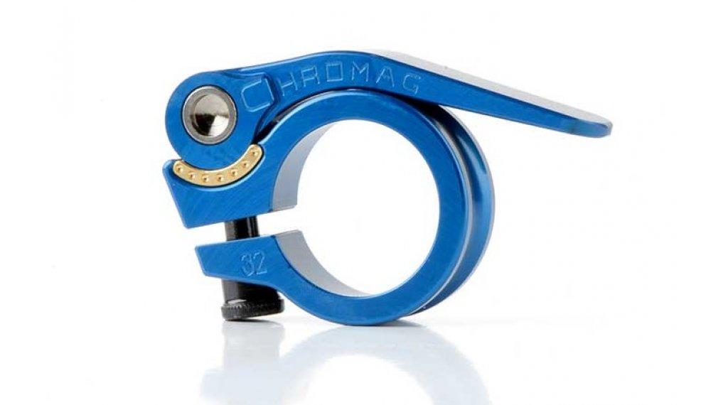 Chromag Seat QR Sattelklemme Gr. 36.5mm (TREK Size) blue