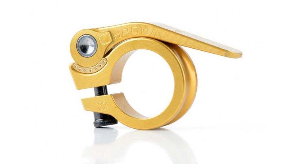 Chromag Seat QR Sattelklemme Gr. 30mm gold