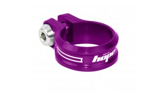 Hope 螺栓 鞍管扣 28,6mm purple