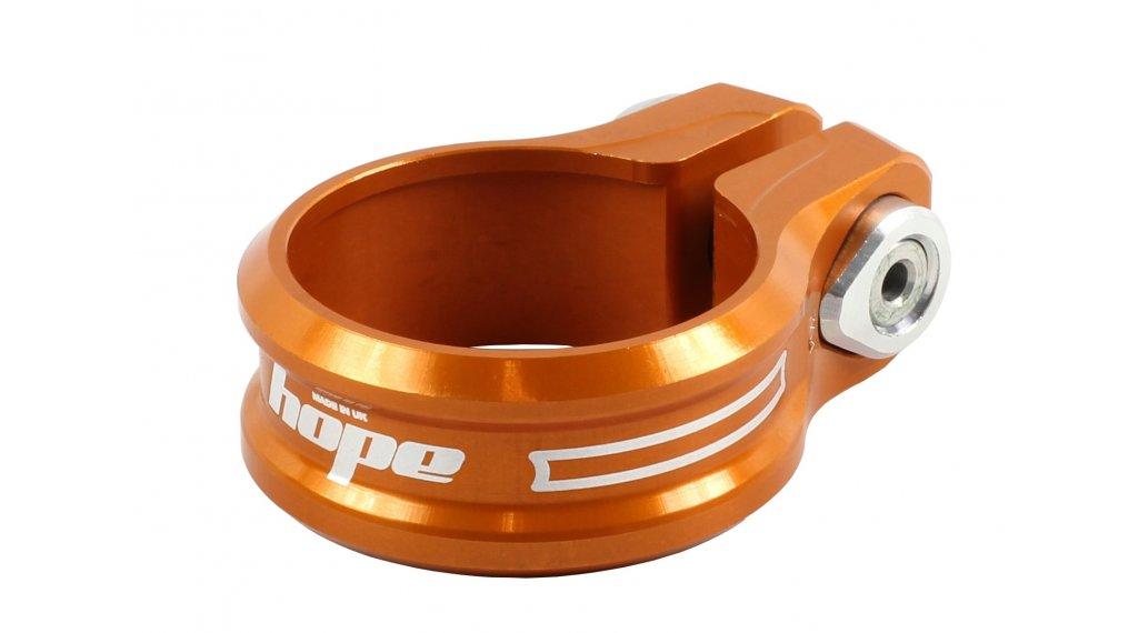 Hope 螺栓 鞍管扣 38,5mm 橙色
