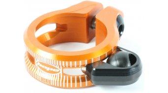 Hope Dropper Bolzen Sattelklemme 36.4mm orange