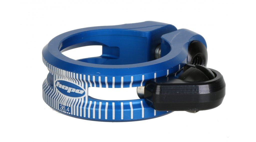 Hope Dropper Bolzen Sattelklemme 36.4mm blue