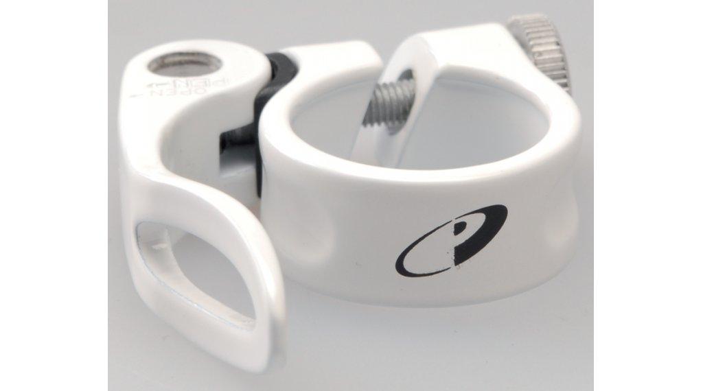 Procraft Elite QR White Series Sattelklemme 28.6mm weiß