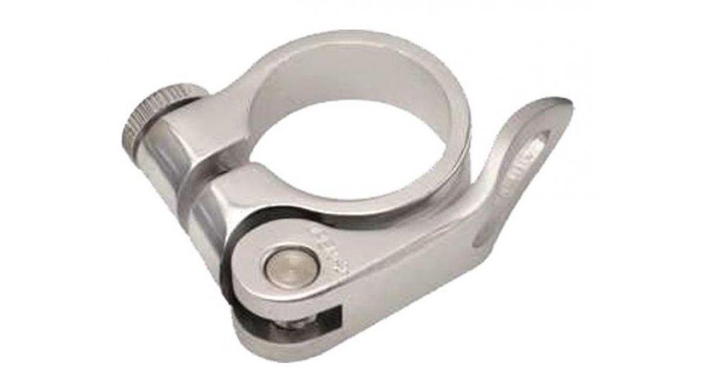 Procraft Pro Sattelklemme 28.6mm silber high polished