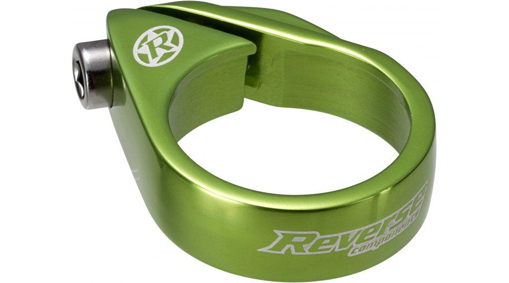 Reverse Bolt Clamp 鞍管扣 34.9mm green