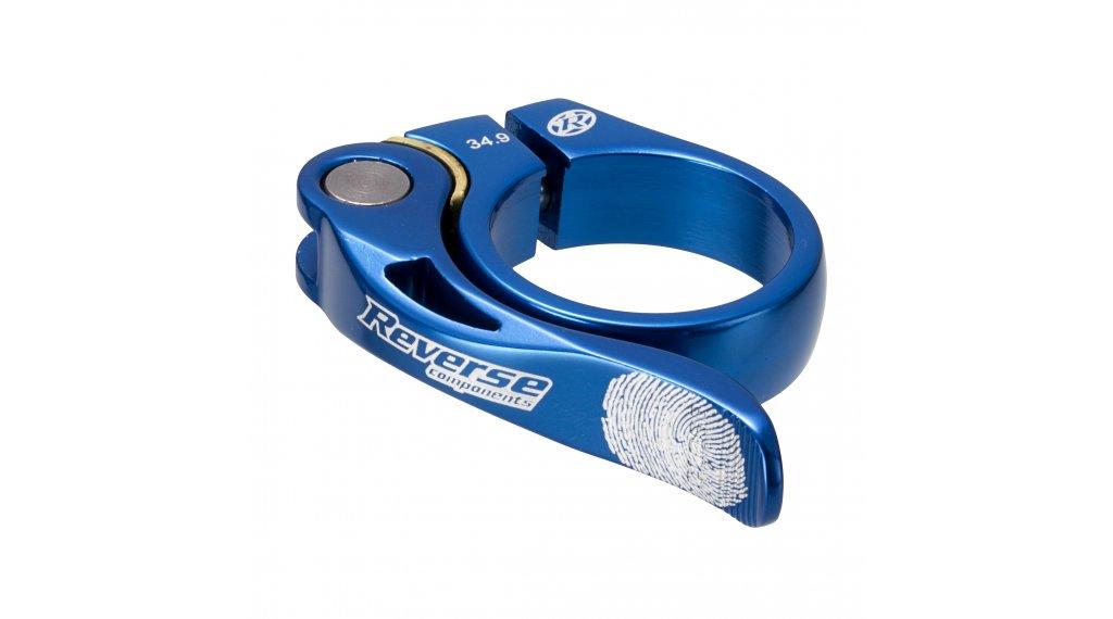 Reverse Components Long Life Sattelklemme 34.9mm dark blue