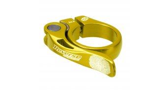 Reverse Long Life Sattelklemme 34.9mm gold