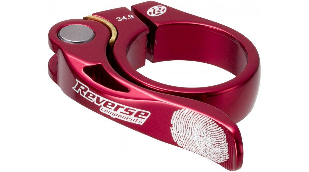 Reverse Long Live 鞍管扣 34.9mm red