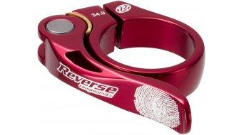 Reverse Long Life Sattelklemme 34.9mm red