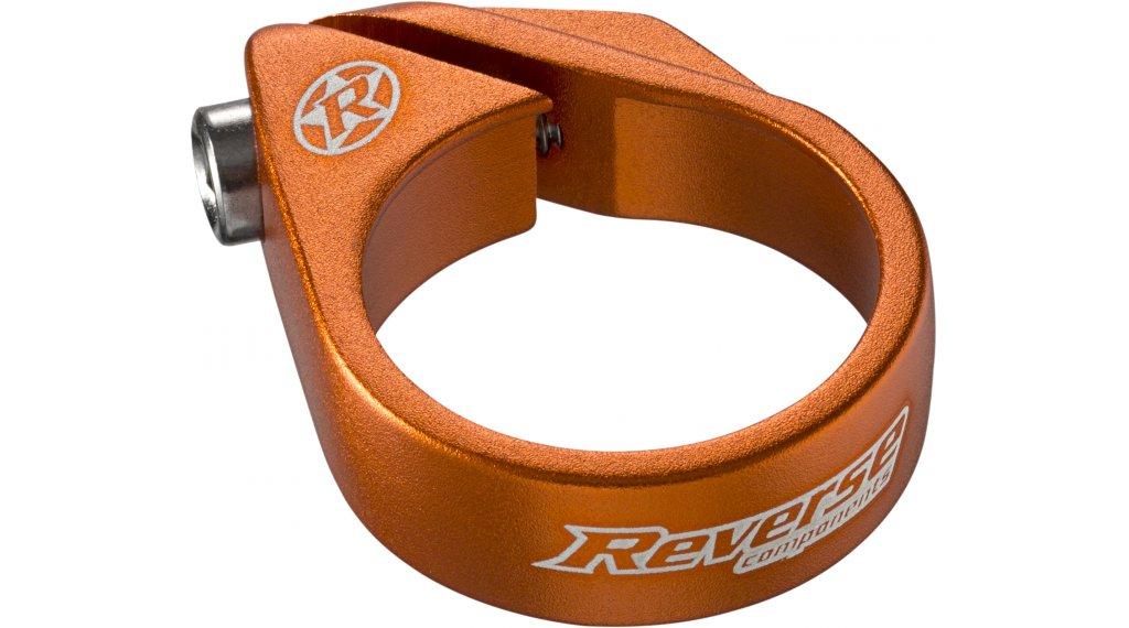 Reverse Bolt Clamp 鞍管扣 34.9mm 橙色