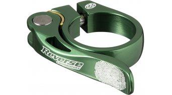 Reverse Long Life Sattelklemme 34.9mm dark green