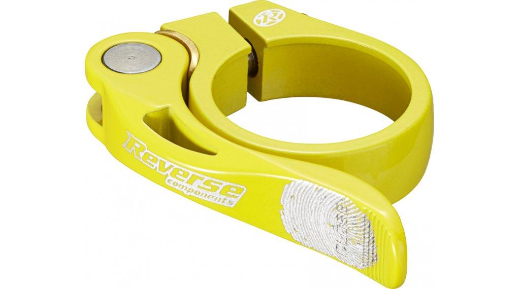 Reverse Long Life Sattelklemme 34.9mm yellow