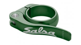 Salsa Flip Lock Sattelklemme 36.4mm green