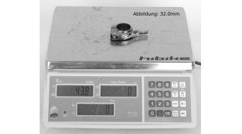 Salsa Flip Lock Sattelklemme 28.6mm black