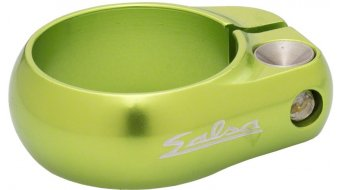 Salsa Lip Lock selle pince 36.4mm lime vert