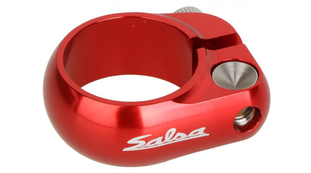 Salsa Lip Lock 鞍管扣 32.0mm red