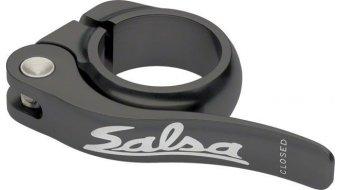 Salsa Flip-Lock Sattelklemme 33.1 black