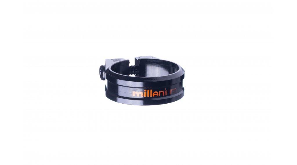 Sixpack Millenium Sattelklemme 34.9mm black/orange