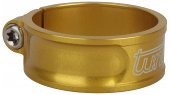 Tune Schraubwürger Sattelklemme 30.0mm gold
