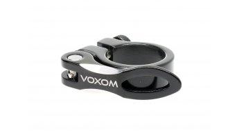 Voxom SAK2 Sattelklemme 31,8mm inkl. Schnellspanner schwarz