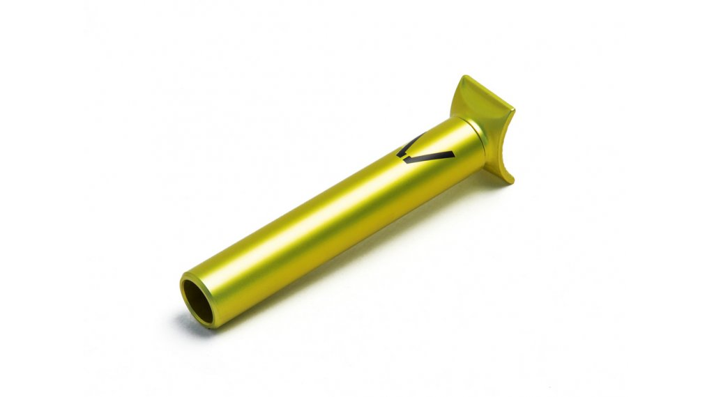 MVTE Pivo Post Sattelstütze 27.2x150mm gelb