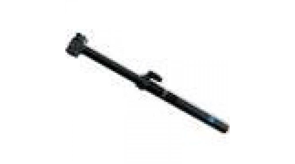 PRO Koryak DSP 鞍管 外部的 Zugverlegung 31.6x450mm 0mm 阶状结合 Travel: 150mm 扳杆: Universal black