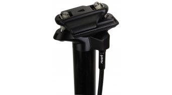 Rock Shox Reverb A2 Sattelstütze 34.9x420mm, Travel: 100mm, schwarz, Remotehebel: MatchmakerX (MMX-Klemmung) links