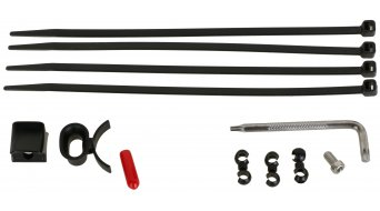 RockShox Reverb B1 Sattelstütze 30.9x340mm, Travel: 100mm, black, Remotehebel: MatchmakerX rechts (MMX-Klemmung)