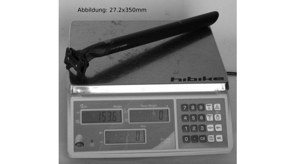 30.9 x 400 mm Ritchey Superlogic Carbone Link Flexlogic Vélo Tige de selle